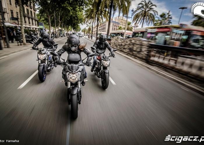 Barcelona Yamaha MT125