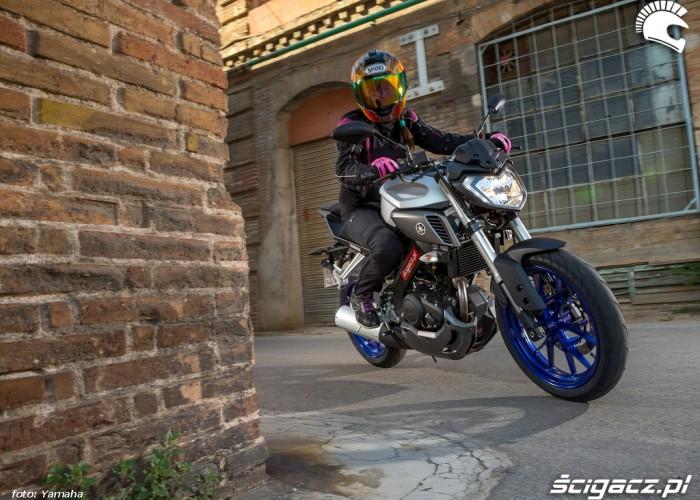 Nowa Yamaha MT 125