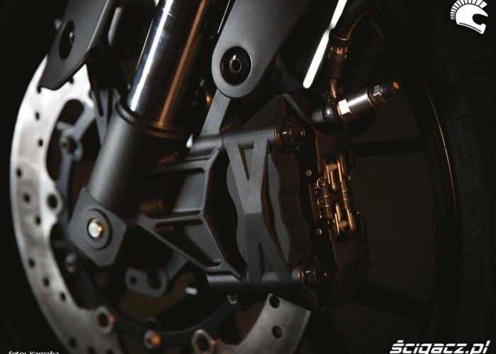 Yamaha MT 125 2014 zacisk