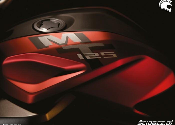 Zbiornik Yamaha MT 125