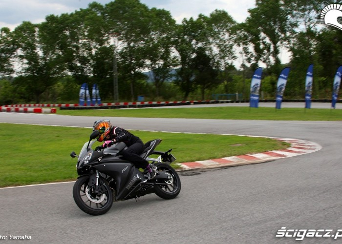Karting  Yamaha YZF R125