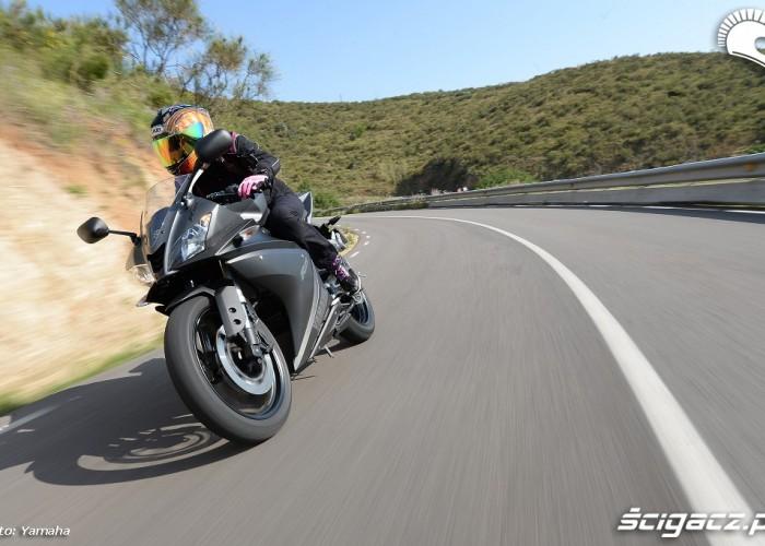 Nowa  Yamaha YZF R125