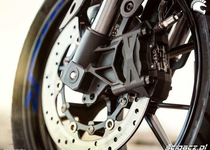 Przedni hamulec 2014 Yamaha YZF R125