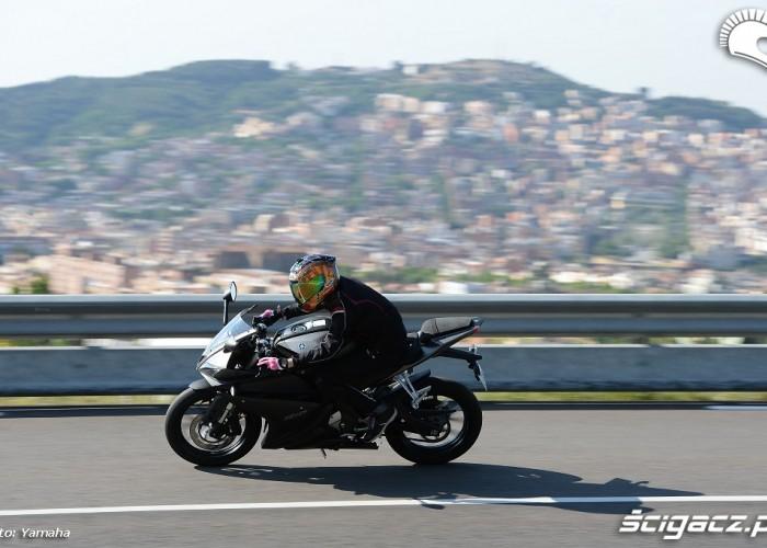 W gorach  Yamaha YZF R125