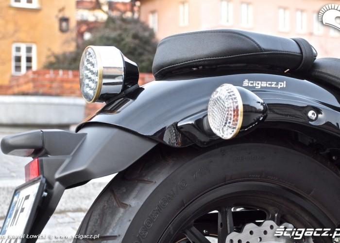 Blotnik Yamaha XV950 2014