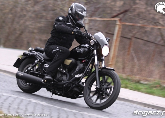 Nowa Yamaha XV950 Bolt 2014