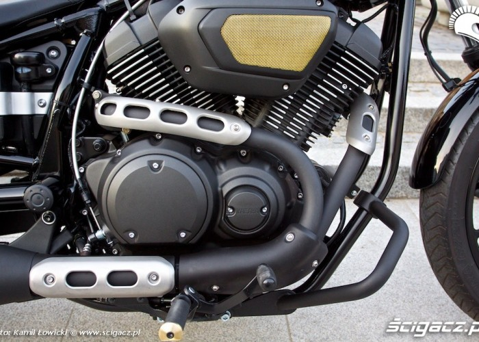 Silnik Yamaha XV950 2014
