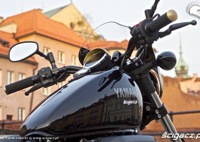 Yamaha XV950 2014 bak