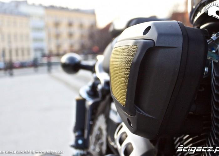 Yamaha XV950 2014 filtr powietrza