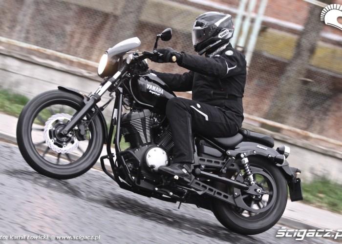 Yamaha XV950 Bolt 2014 czarna