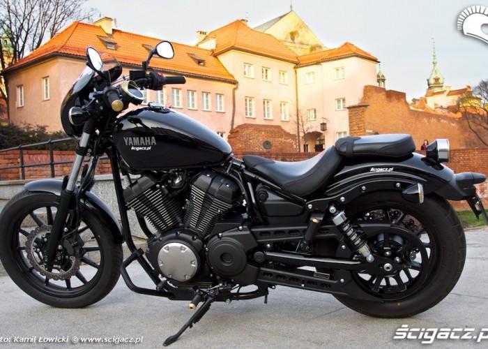 Yamaha XV950 Bolt 2014 starowka