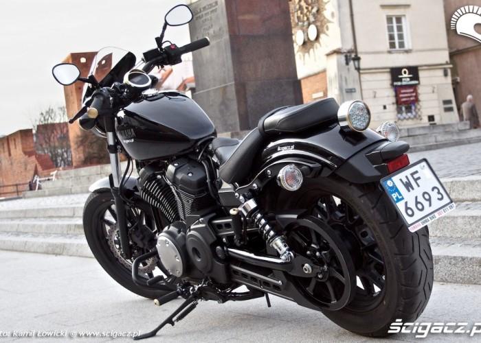 Yamaha XV950 Bolt 2014 tylem