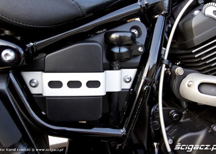 Zbiornik oleju Yamaha XV950 2014