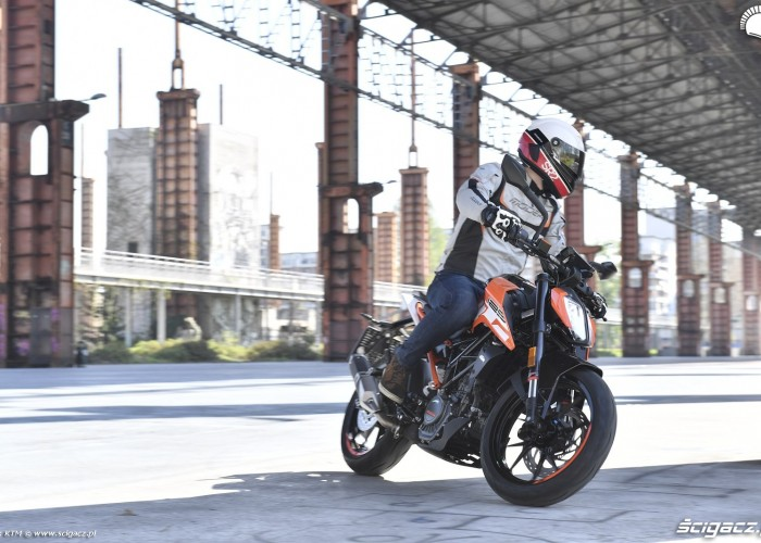 ktm duke 125 barry