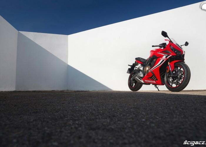 Honda CBR650R 2019 statyka 14