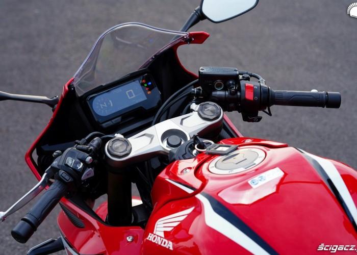 Honda CBR650R 2019 statyka 18