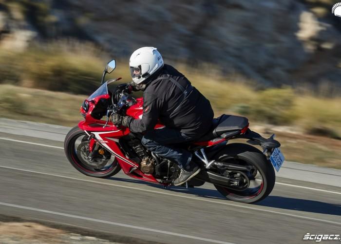 Honda CBR 650 R 2019 dynamika 18