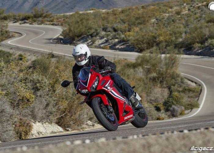 Honda CBR 650 R 2019 dynamika 27