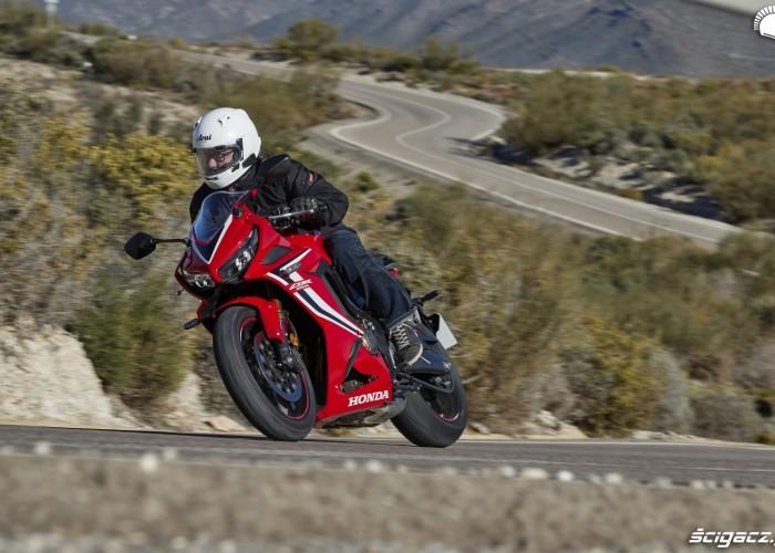 Honda CBR 650 R 2019 dynamika 29