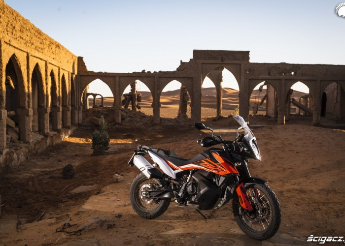 790adventure ktm maroko