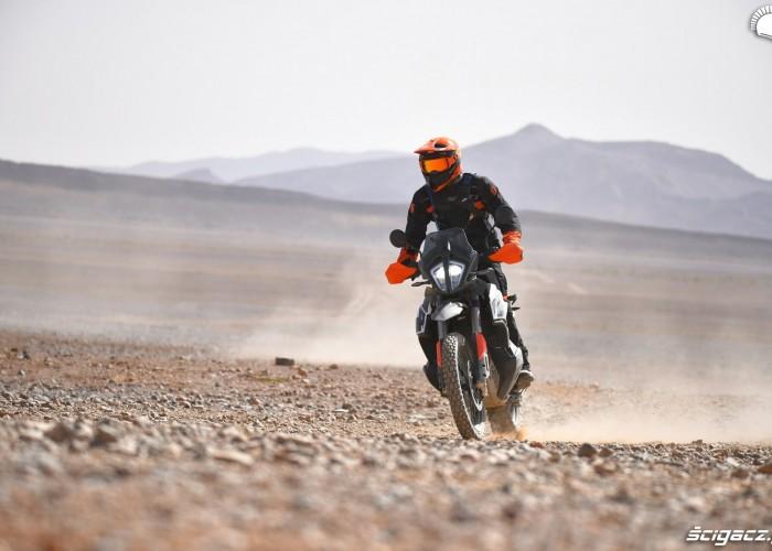 KTM 790 Adventure off road 07