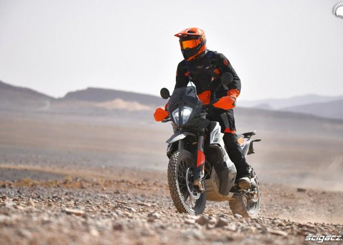 KTM 790 Adventure off road 08