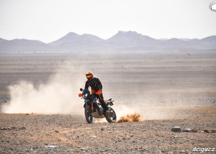 KTM 790 Adventure off road 17