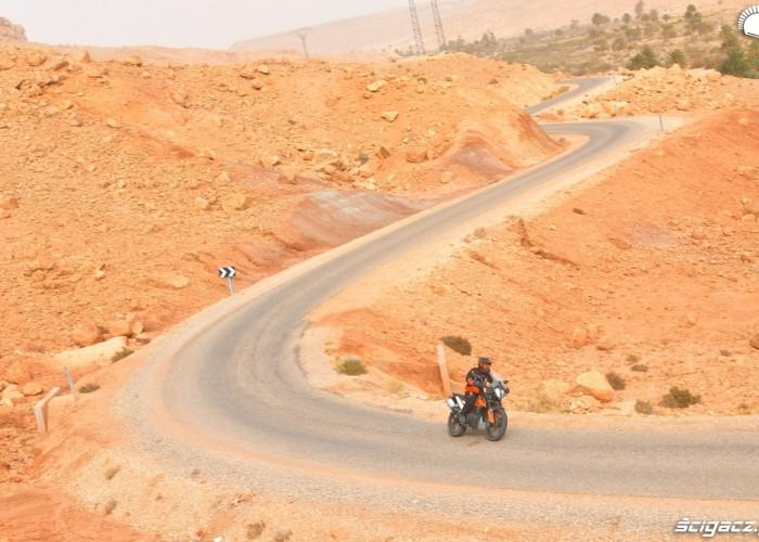 KTM 790 Adventure on road 11