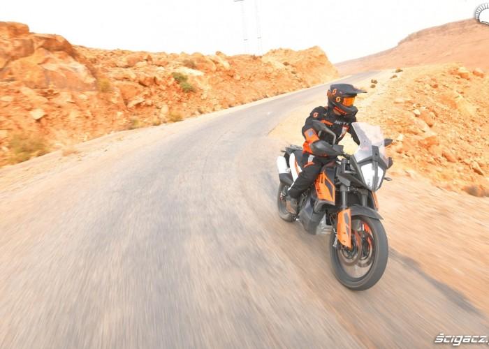 KTM 790 Adventure on road 20