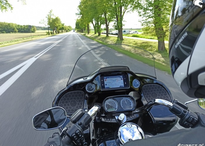 HD RoadGlide 26 pasazer2