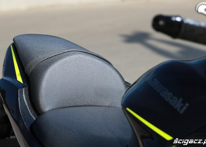 Kawasaki Z650 2020 kanapa