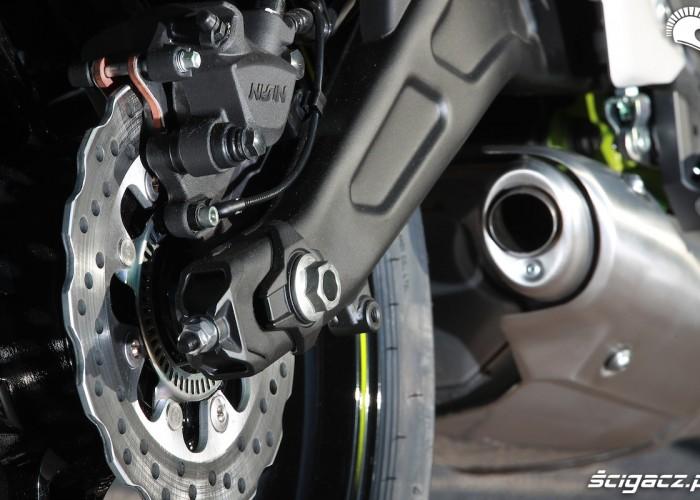 Kawasaki Z650 2020 wahacz