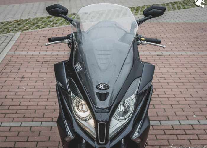 Kymco Downtown350 28 front