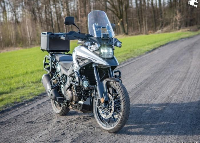 Suzuki VStrom 10150 12 prawy front