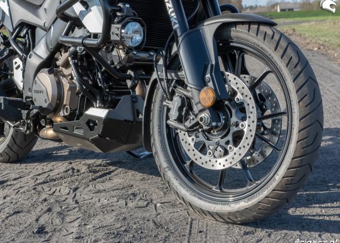 Suzuki VStrom 10150 21 front wheel