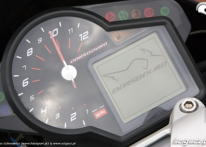 logo na zegarach dorseduro aprilia 2009 test c mg 0090