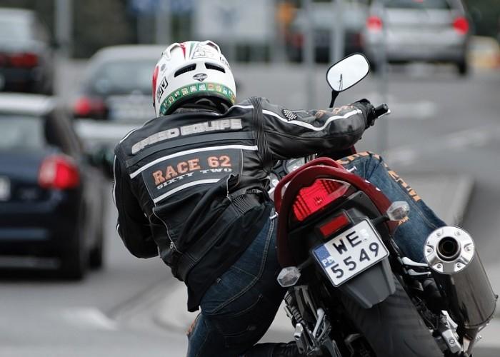 bandit650 na drodze