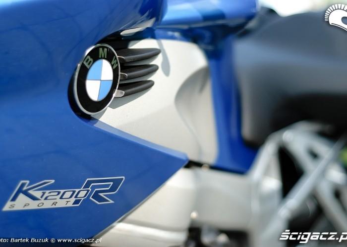 BMW K1200R logo