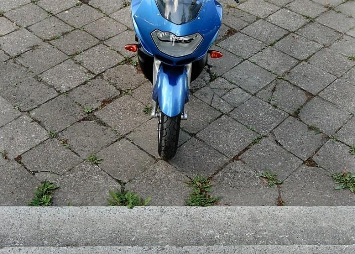 BMW K1200 rzut