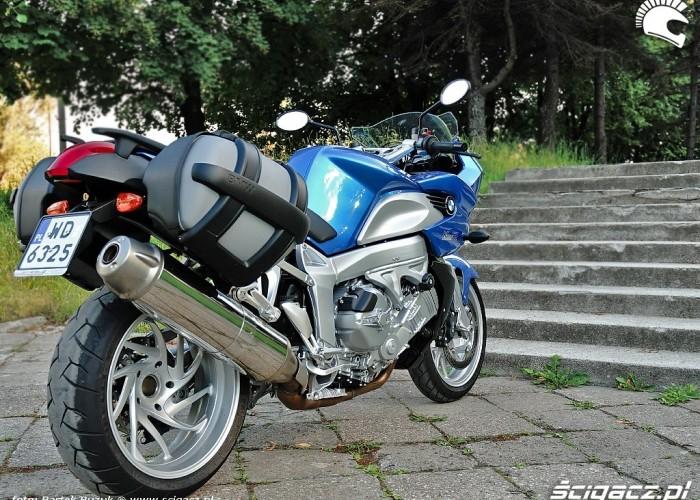 BMW K1200 tlumik