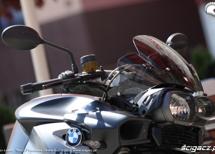 BMW K1300R mini owiewka