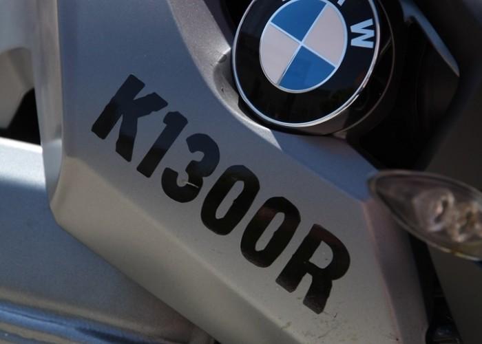BMW K1300R smiglo