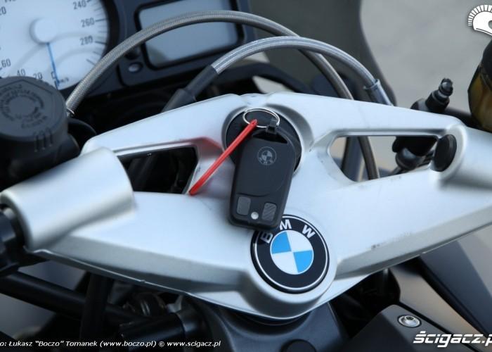 kluczyki BMW K1300R
