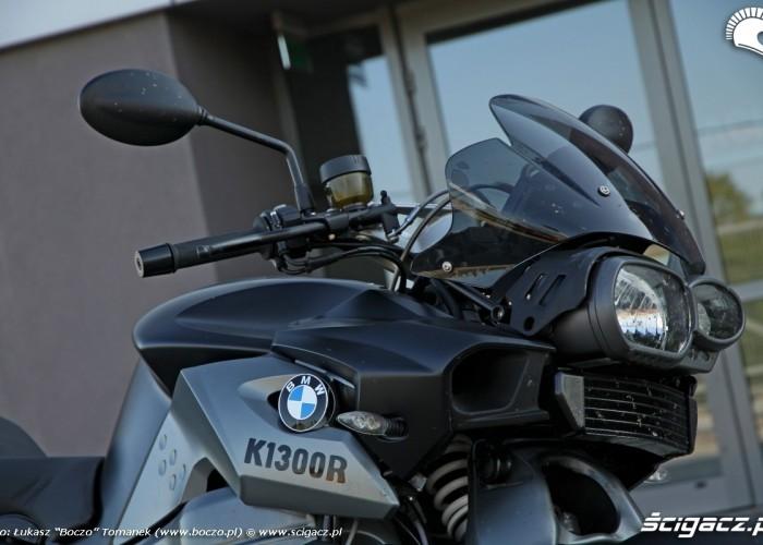 statyczne przod BMW K1300R