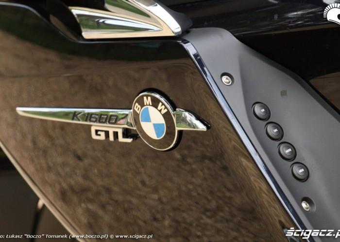 BMW Przyciski