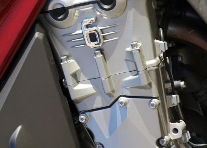 bok silnika BMW