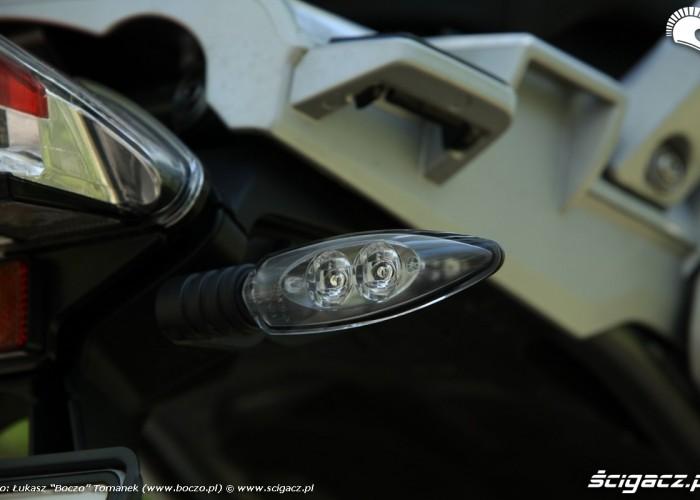 BMW R1200GS kierunkowskaz