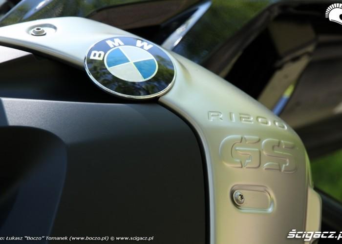 BMW R1200GS nazwa