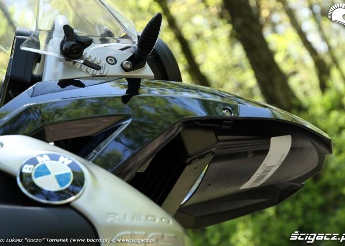 BMW R1200GS przedni blotnik