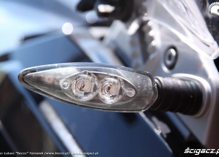BMW R1200GS przedni migacz